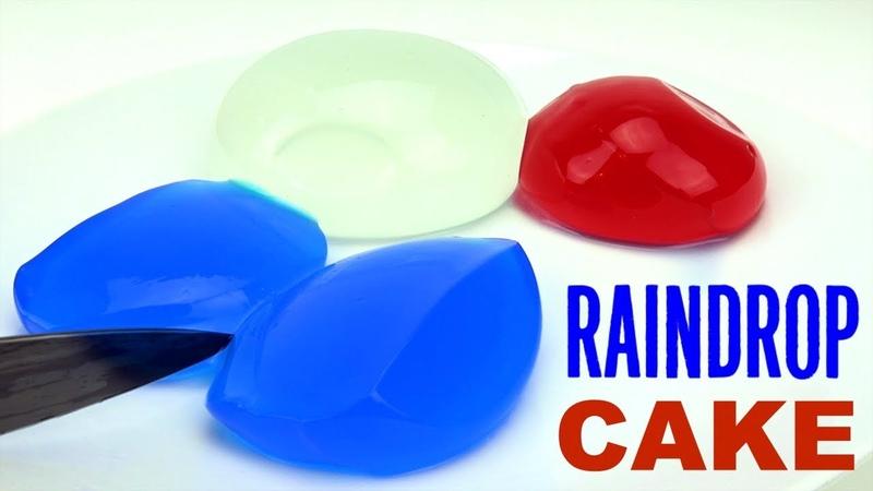 Raindrop Cake - Jumbo Colorful