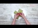 Закусочные пирожные со шпинатом