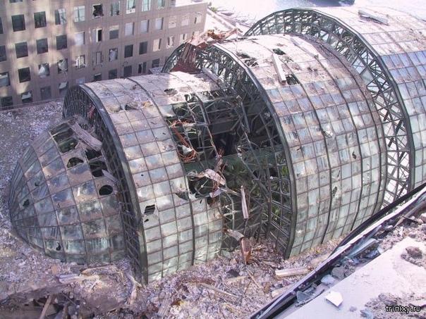 Жуткие последствия трагедии 11 сентября 2001 г. США