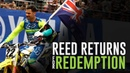 CHAD REED Returns For Redemption