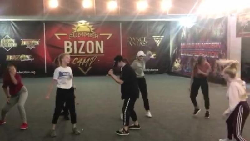 Bizon camp 2018