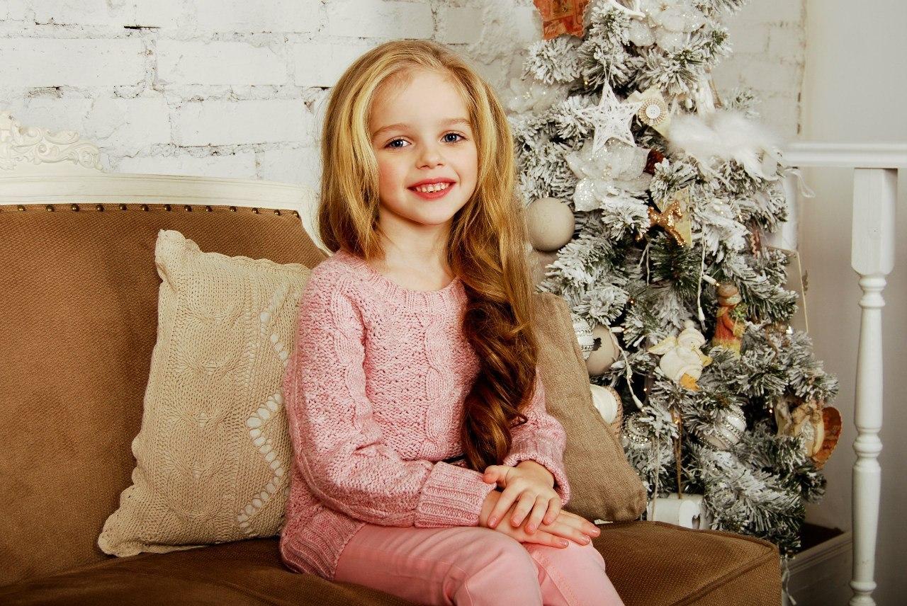 Фото детей моделей девушек