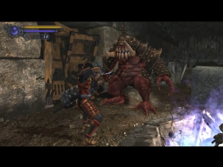 10 minutes of Onimusha: Warlords remaster gameplay