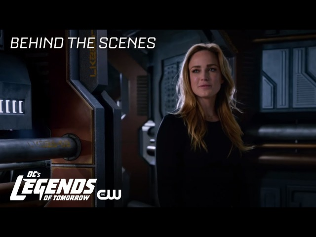 DC's Legends of Tomorrow | Inside DC's Legends: Season 3 Behind The Scenes | The CW