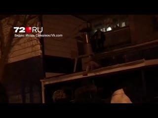 В Зареке мужчина упал с балкона