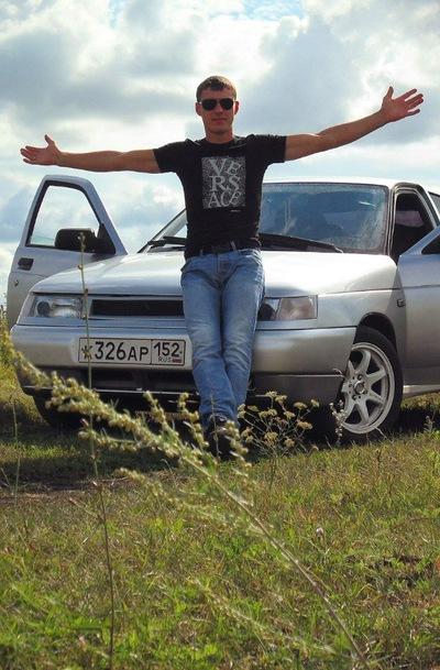 San4es Pavlov, 25 апреля 1987, Нижний Новгород, id156119888