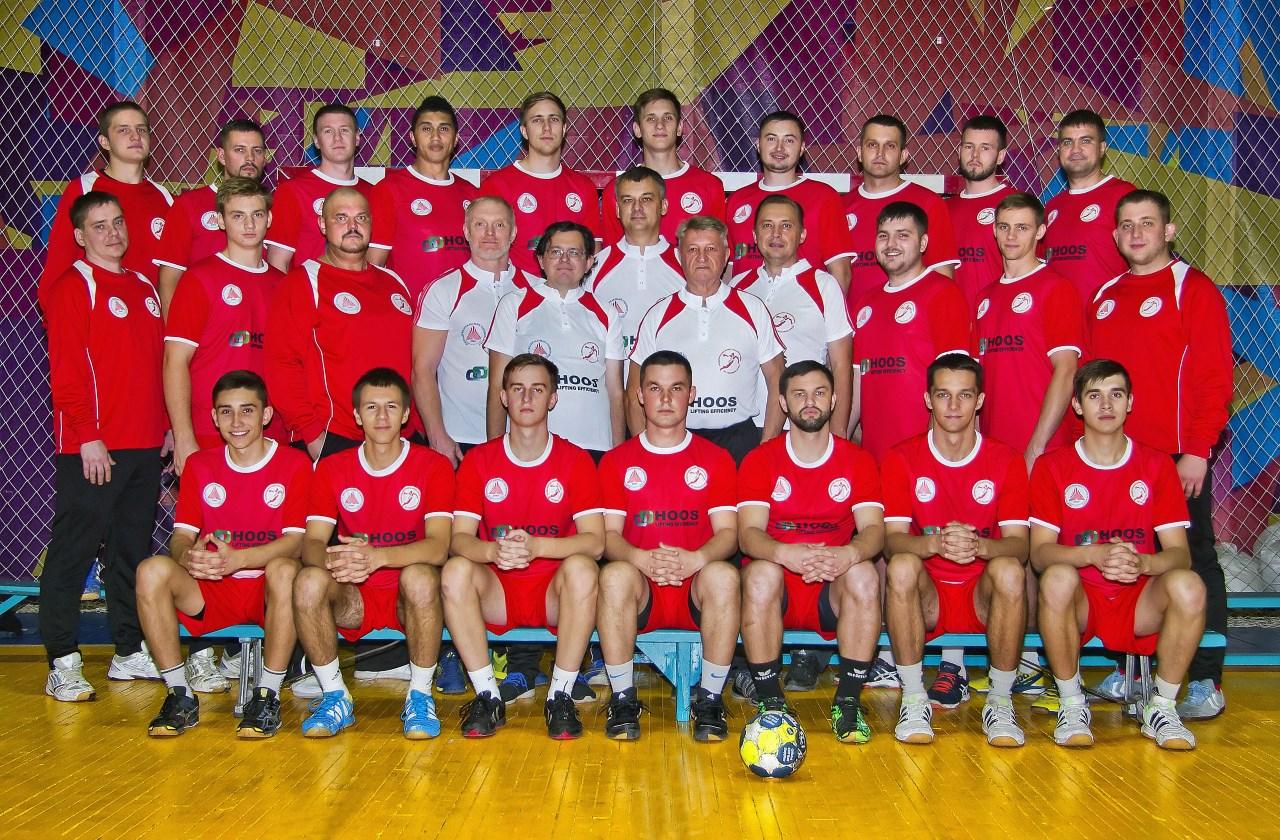В Таганроге состоятся матчи Чемпионата России по гандболу среди команд высшей лиги