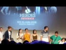 Heroes Assemble Cérémonie de Clôture 10 06 2018