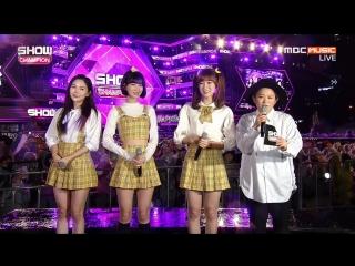 · Show Interview · 180404 · OH MY GIRL BANHANA · MBC Music