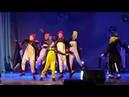 Образцовый театр танца КУРАЖ танец Пингвины тоже птицы