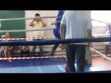 Байрышев Байтула 1 бой .отборочный.Кизляр 14.05.2016