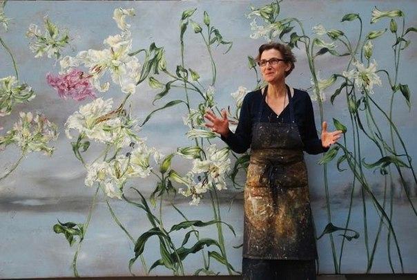 Совершенно потрясающая Клер Баслер Claire Basler талантливая французская художница, которая влюблена… (10 фото) - картинка
