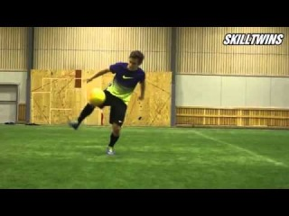 Learn The Amazing Futsal Skill Tutorial #6 ★ HD