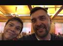 Мы с сыном )
