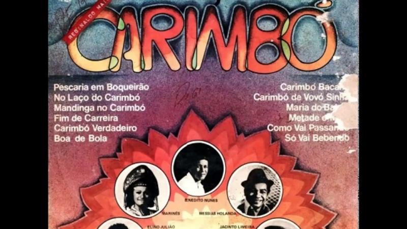 Coletânea 1976 Seleção de carimbó vol. 2 Lp completo