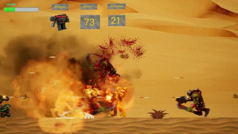 Emperor's Finest - turbo alpha gameplay