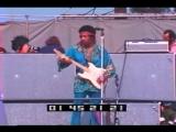Jimi Hendrix-- Live at the Newport Festival 22 June 1969