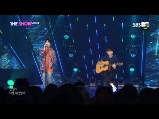 Ki seop jang - i like you (feat. wel.c) @ the show 180918
