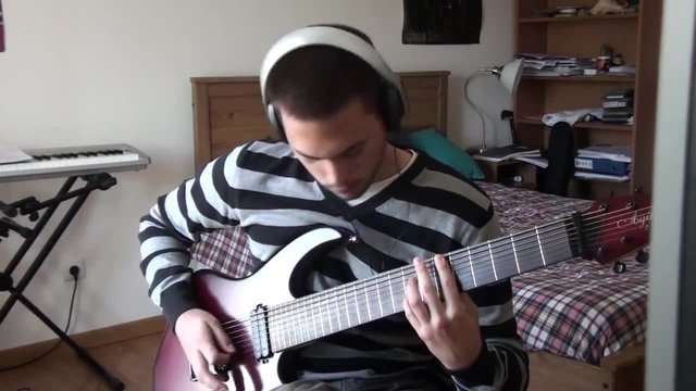 Knife Party - Centipede (Guitar Cover)