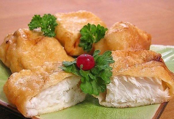 Рыба не филе в кляре рецепт с пошагово