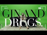 Wiz Khalifa - Gin &amp Drugs feat. Problem Official Music Video