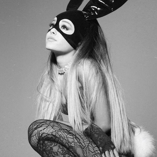 Ariana Grande - Greedy (2016)