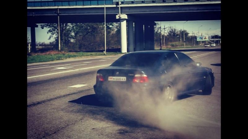 про BMW Е39