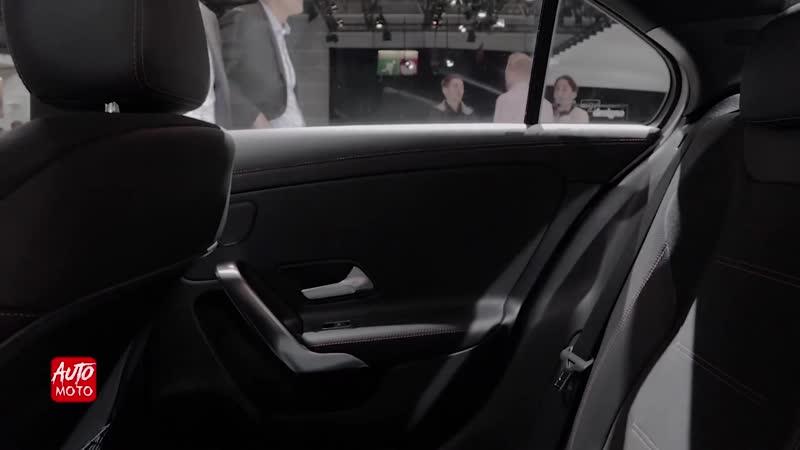 2019 Mercedes A200 - Exterior And Interior Walkaround - 2018 Paris Motor Show