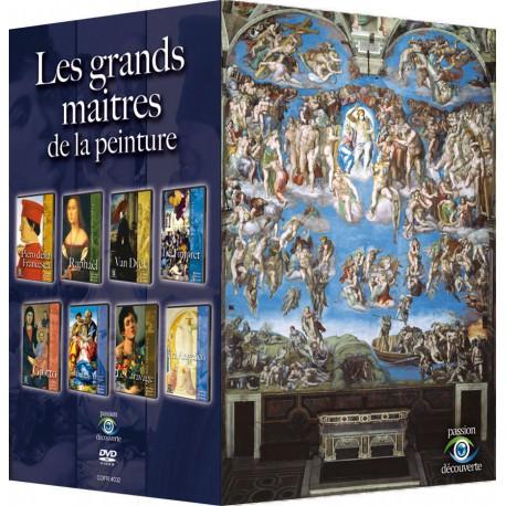 Документальный сериал «Великие мастера живописи»/ Les grands maitres de la peinture (2015), часть 2