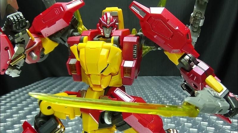 DX9 ANCESTROD (Hot Rod): EmGo's Transformers Reviews N' Stuff