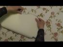 Как я использую поролон для пошива сумочек