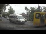 Авария с маршруткой в Иваново на перекрестке Лежневская-Шуйская, есть пострадавшие