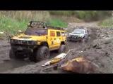 взрослые игрушки 4Х4 грязь болото бездорожье (гонки на выживание)