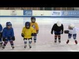 Техника катания хоккеиста. Школа профессионального хоккея.