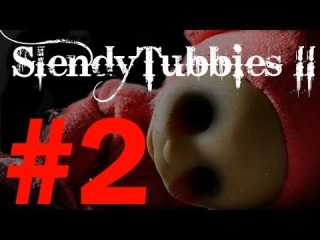 Slendytubbies 2 (#2) (Teletubby secret center)