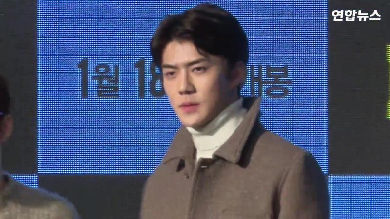EXO SUHO·SEHUN(엑소 수호·세훈) 더 킹 레드카펫 (The King, Ju Ji-hoo, 조인성, 류준열, 조인성) [통통영상]