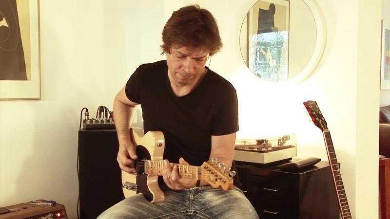 1995 Klon Zentaur 2018 Fender Nocaster 51 Heavy Relic Masterbuild John Cruz, Part3