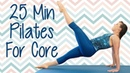 Beginners Pilates with Kait Tone Your Tummy 25 Minute Ab Workout Fitness Class At Home