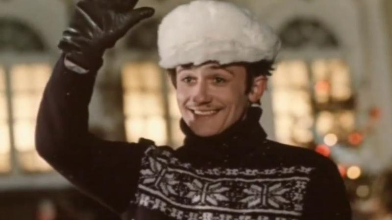 Анатолий Хопёрский Падал снег