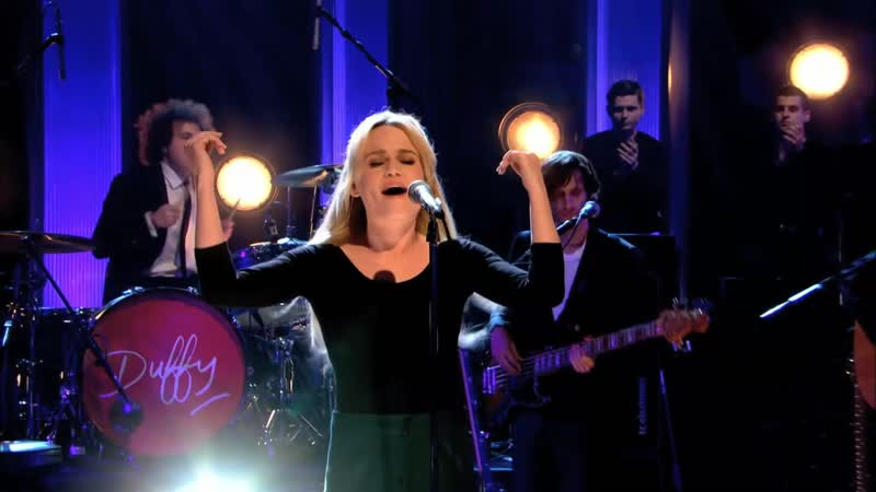 Duffy — Well, Well, Well (Live on Later... with Jools Holland).