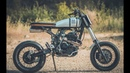 Honda XR600 Supermoto by Duke Motorcycles