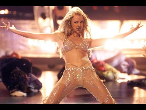 Britney Spears Satisfaction Oops! I Did It Again VMA 2000 HD