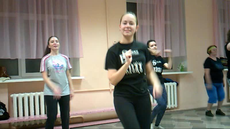 Студия танца и фитнеса Scream Dance. Группа Body Control