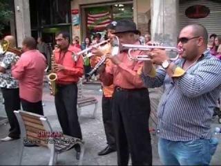 FANFARA SHUKAR-Zece Prajini Amorebieta Haizetara 2012 Euskadi Spania Rusos Lipovenos Dj. Rommy