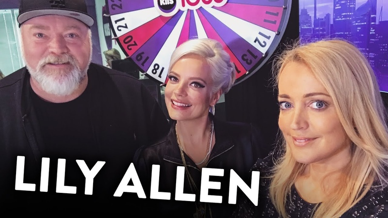 Come See My Vagina In February Lily Allen On Her Upcoming Aussie Tour KIIS1065 Kyle Jackie O