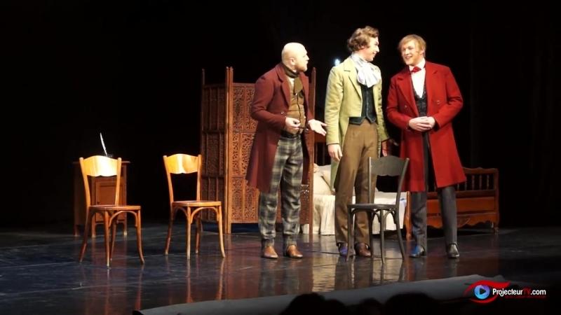Les Joueurs par le Théâtre de la Comédie Saint Petersburg