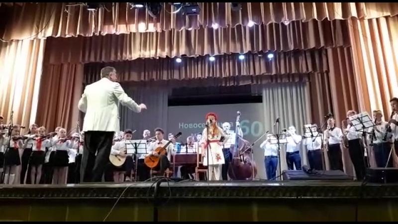 Звітний концерт. Муз.Школа.М.Новоселиця
