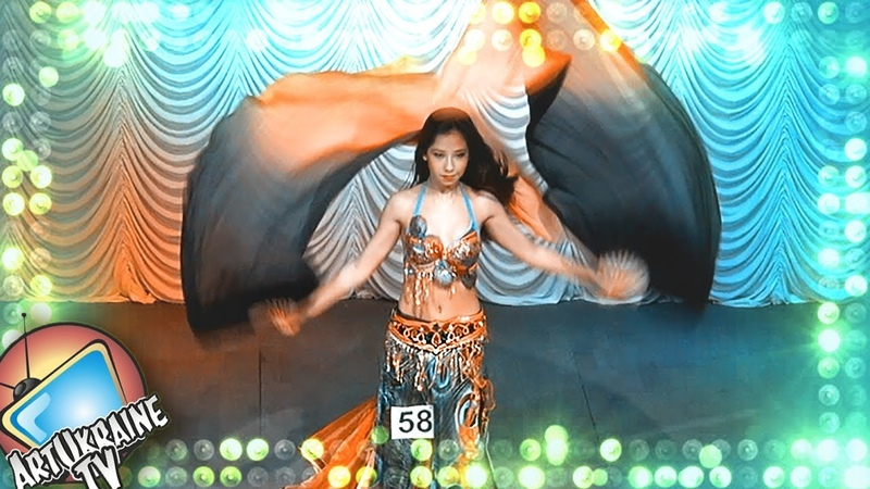 Belly Dance Show. Wonderful! (FINALE Juniors, Anastasia Gurska)