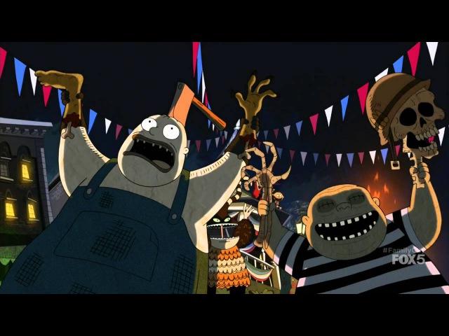 Family Guy, Happy 4th of July Jack Skellington
