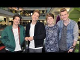 The Vamps talk about how they first met - BBC Breakfast